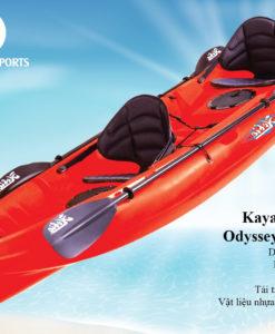 Thuyền Kayak đôi ngồi trên Odyssey