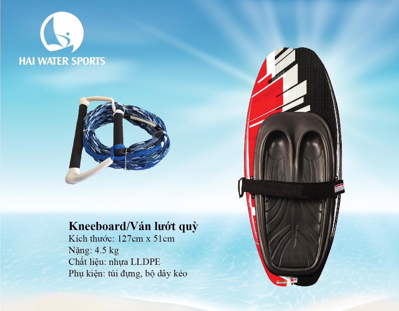 Ván lướt quỳ - Kneeboard