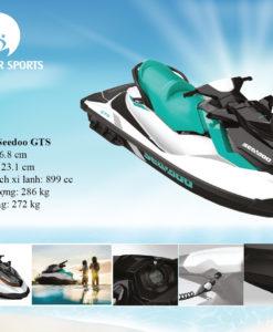 Mô tô nước – Jetski Seedoo GTS