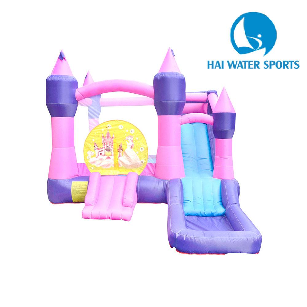 Nhà hơi trượt nước HWS - 102