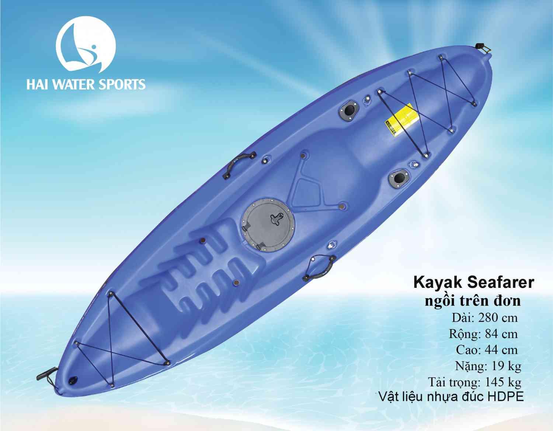 thuyền kayak giá rẻ