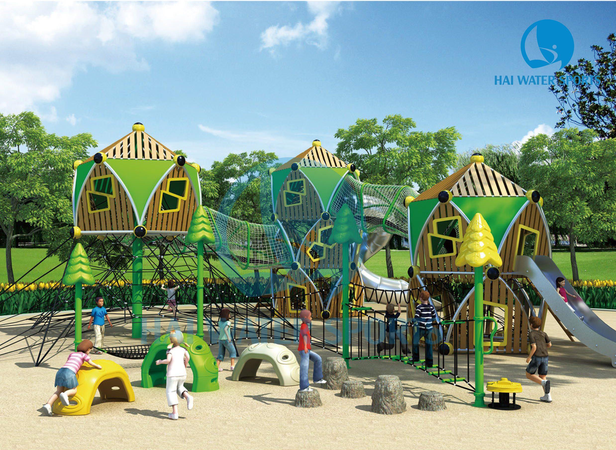 Khu vui chơi trẻ em LT9018 A