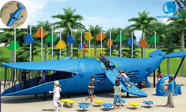 Khu vui chơi trẻ em LT9041A