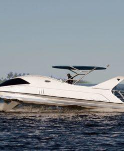 Tàu đáy kính Parite Boat Looker 370