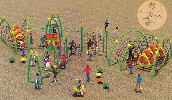 Tổ hợp khu vui chơi trẻ em 02