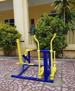 Thiết bị đi bộ kết hợp đạp xe trên không
