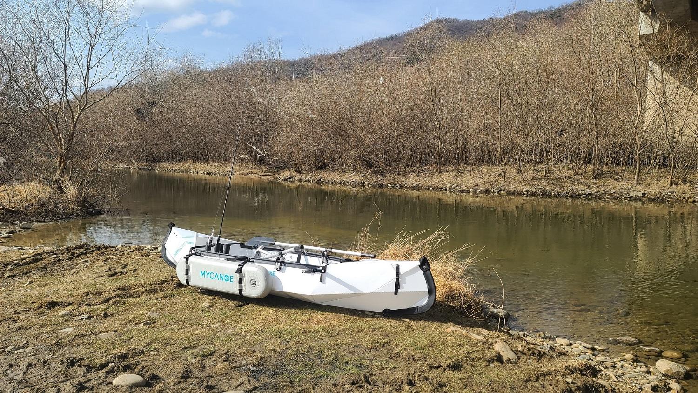 Thuyền kayak nhựa gấp