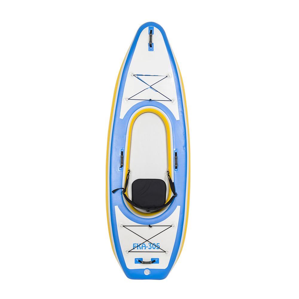 Kayak bơm hơi chất liệu Drop-stitch