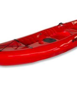 Thuyền kayak đôi ngồi trên